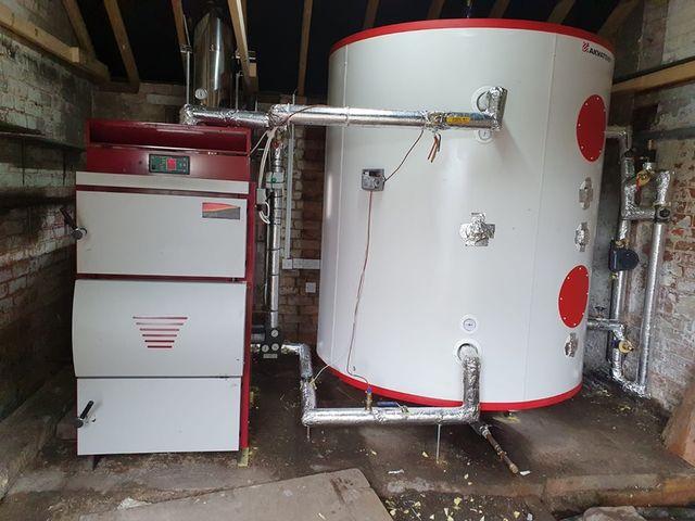 BiomassBoiler